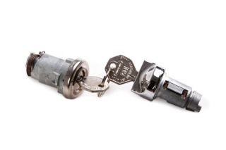 53-55 Ignition & Trunk Lock