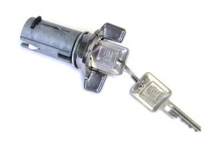 70-77 Ignition Lock Cylinder w/Keys