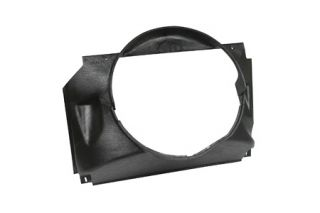 1973-1975 Corvette 350 & 454 Radiator Fan Shroud (Plastic)