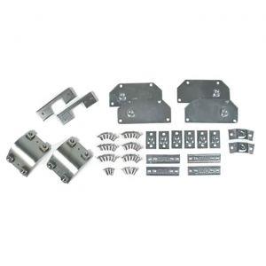 61-62 Underbody Retainer Plate Kit