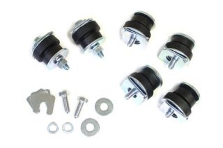 65-67 Cpe Body Mount Kit (Replacement Bolts) (Default)