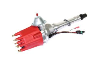 62-74 Electronic Distributor with Tach Drive