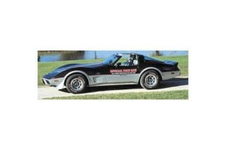 1978 Corvette Pace Car Door Decal Set Only