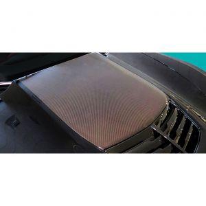 14-19 Stingray OEM Style Carbon Fiber Stinger Hood Decal