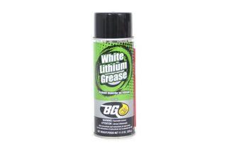 BG White Lithium Spray Grease