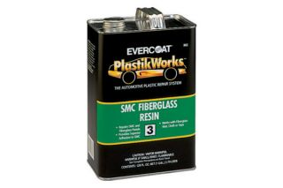 SMC Fiberglass Resin - Quart