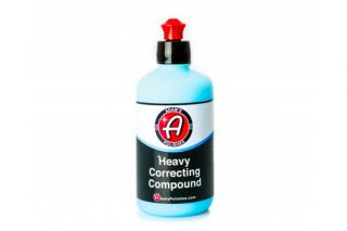 Adam's Heavy Correcting Compound (8oz)