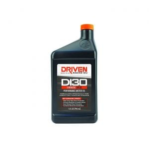 Driven DI30 5w-30 Synthetic Direct Injection Performance Motor Oil - Quart