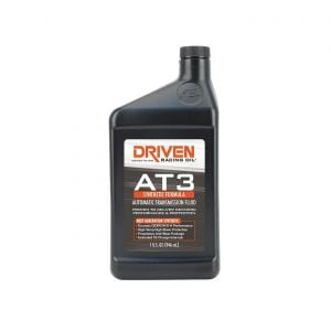 Driven AT3 Synthetic DEX/MERC Automatic Transmission Fluid - Quart