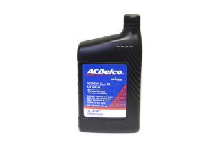 GM/Delco Differential Gear/Axle Lubricant