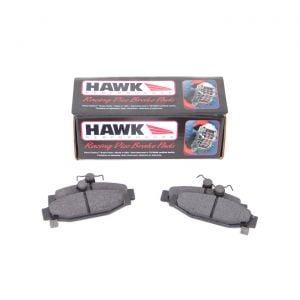 1984-1996 Corvette Hawk HP Plus Rear Brake Pads
