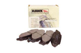 1997-2013 Corvette Hawk HP Plus Rear Brake Pads