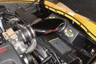 2005-2007 Corvette LS2 Vortex Rammer Induction System