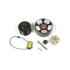 09-13 Corvette ZR1 LS9 Supercharger Pulley Upgrade Kit