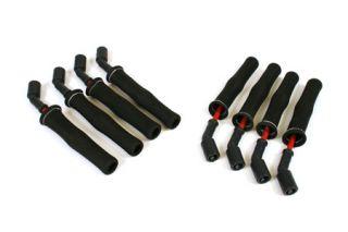 1997-2013 Corvette Zip Hi-Performance Shielded Spark Plug Wires (Red)