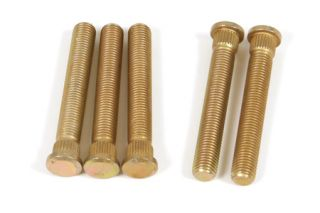 "1984-2013 Corvette ARP 3"" Long Wheel Studs"