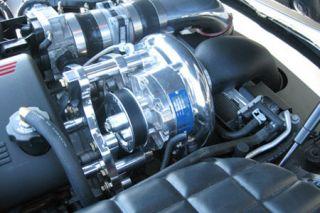 2001-2004 Corvette LS6 A&A Corvette Supercharger Kit