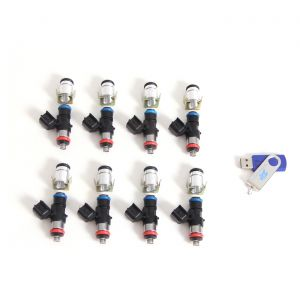 05-07 LS2 Zip 58lb Fuel Injectors