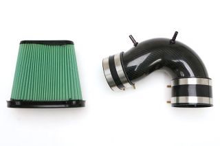 14-18 LT1 Carbon Fiber Air Intake Duct w/Green Filter