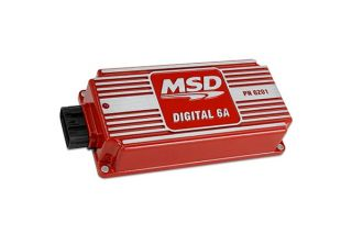 57-82 MSD Digital 6A Ignition Control (Red)