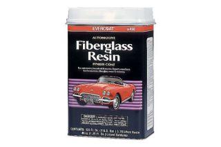 Fiberglass Resin - Quart (Default)