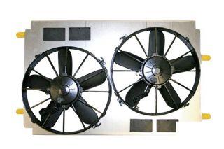 97-04 SPAL Dual Fan Kit w/Shroud (Default)