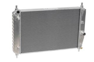 2005-2013 Corvette 6-Spd non Z51 Direct Fit Aluminum Radiator