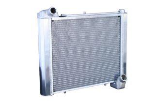 63-67 327 & 68-72 350 4-spd w/o AC Direct Fit (HP) Aluminum Radiator