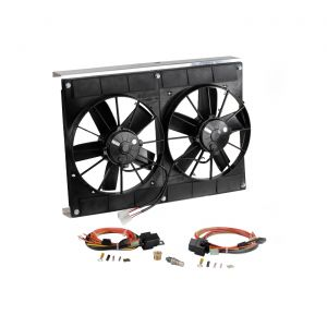 05-13 Direct Fit Radiator SPAL Dual Fan Cooling System Upgrade (Short Radiator)