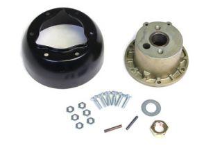 56-62 Steering Wheel Hub - Technical Diagrams