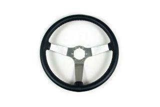 1977-1979 Corvette Steering Wheel - Silver Spoke