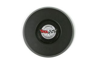 1978 Corvette Horn Button w/Emblem & Retainer