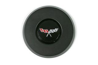 1977 & 1979 Corvette Horn Button w/Emblem & Retainer