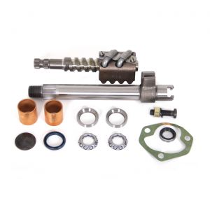 69L-82 Steering Box Rebuild Kit w/ Pitman Shaft & Worm Gear Assembly