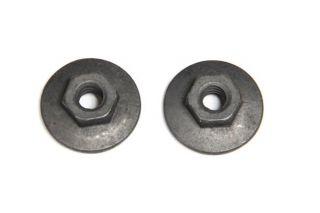 63-67 Exhaust Panel Flange Nut