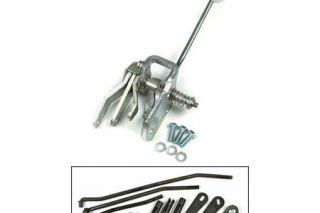 1957-1958 Corvette 4-spd Shifter & Linkage Kit (Borg Warner)