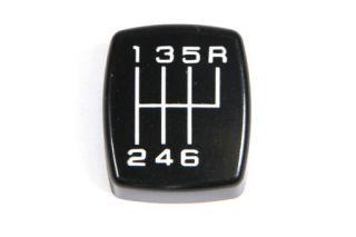1997-2004 Corvette 6-Speed Shifter Knob Button/Indicator