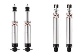 63-82 QA1 Double Adjustable Shock Package
