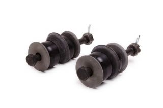 63-66 Rear Spring Outer Mount Kit w/Rubber Bushings (Correct)