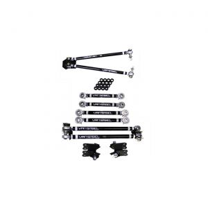 84-96 Rear Suspension Spindle, Strut & Toe Rod Package (Heim Joints)