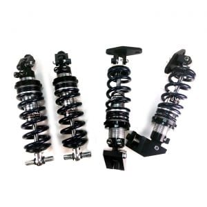 88-96 Front & Rear Coilover System (Double Adjustable - Street Springs)