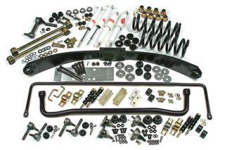 1963-1977 Corvette Performance Suspension Package