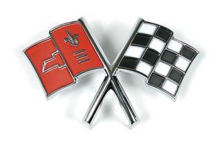 1965 Corvette Nose Emblem