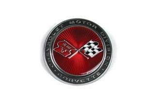 1973-1974 Corvette Nose Emblem