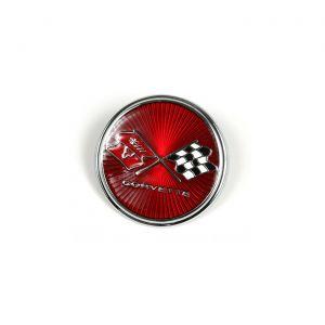 1975-1976 Corvette Nose Emblem