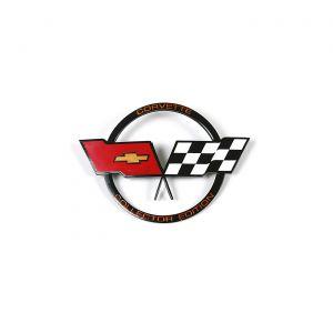1982 Corvette Collector Nose Emblem