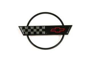 1991-1996 Corvette Fuel Door Emblem