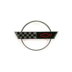 1993 40th & 1996 Grand Sport Corvette Fuel Door Emblem