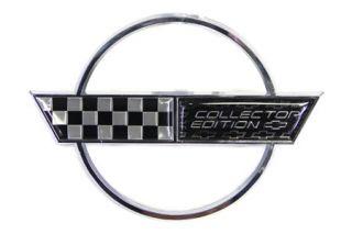 96 Collector Fuel Door Emblem (Default)