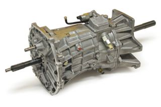 2006-2007 Corvette Z06 T56 Rebuilt Transmission